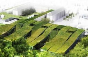 دانلود مقاله ای درباره معماری سبز