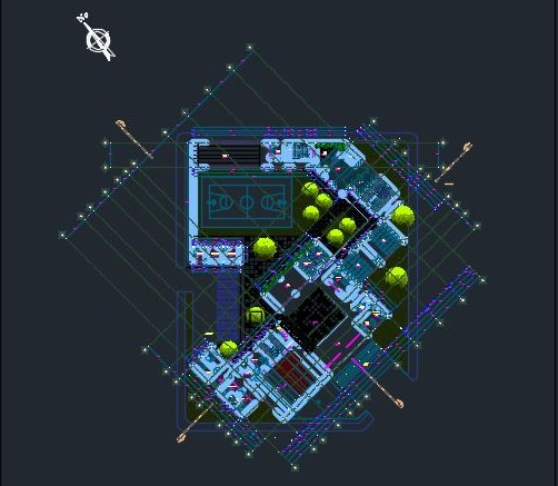 پروژه طراحی زندان