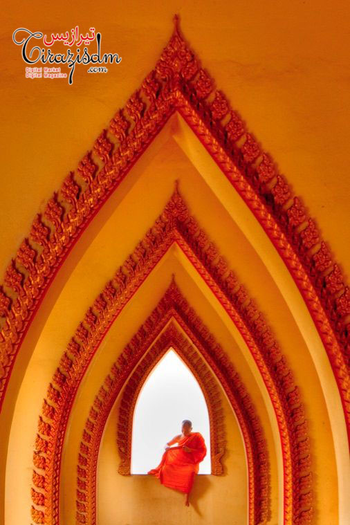 رنگ نارنجی در دکوراسیون داخلی