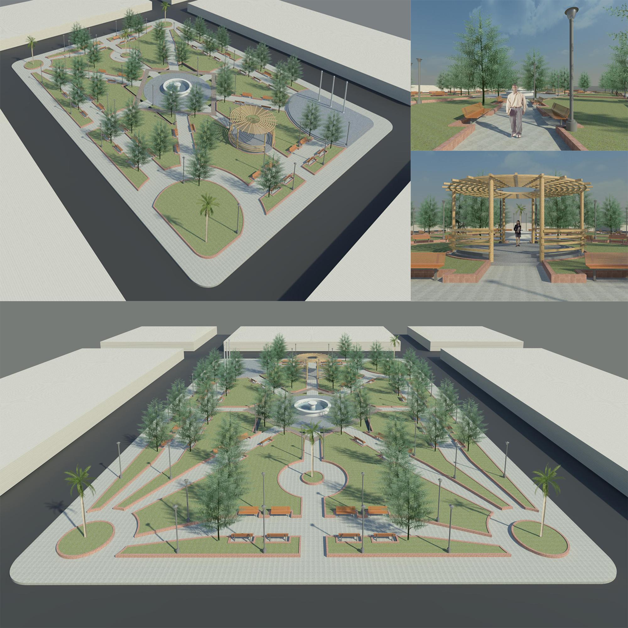 پلان پارک محلی