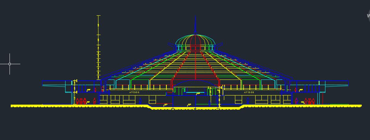 طراحی ایستگاه قطار و اتوبوس