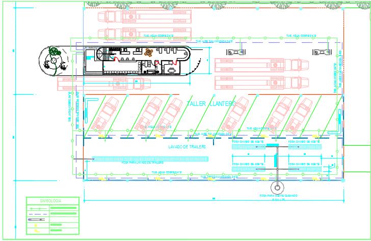 طراحی شرکت و کمپانی حمل و نقل