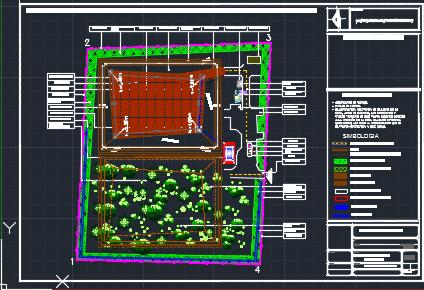 طراحی محل دفن زباله