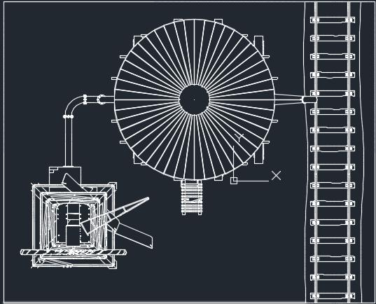 طراحی آسیاب بادی
