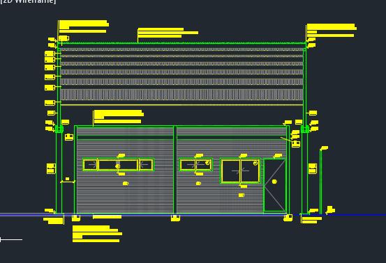 طراحی سردر ورودی نگهبانی