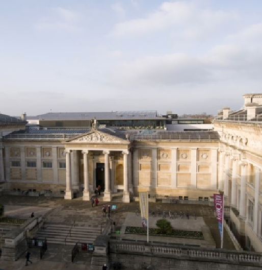 موزه آشمُولین چارلز کوکلر ریک متر