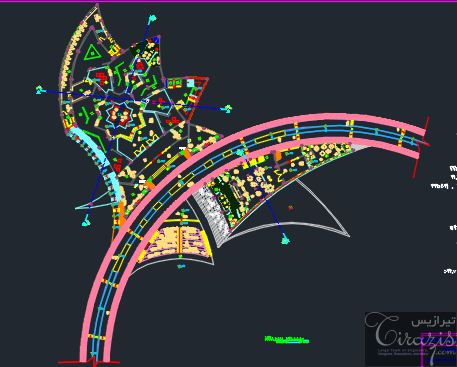 دانلود نقشه موزه موسیقی