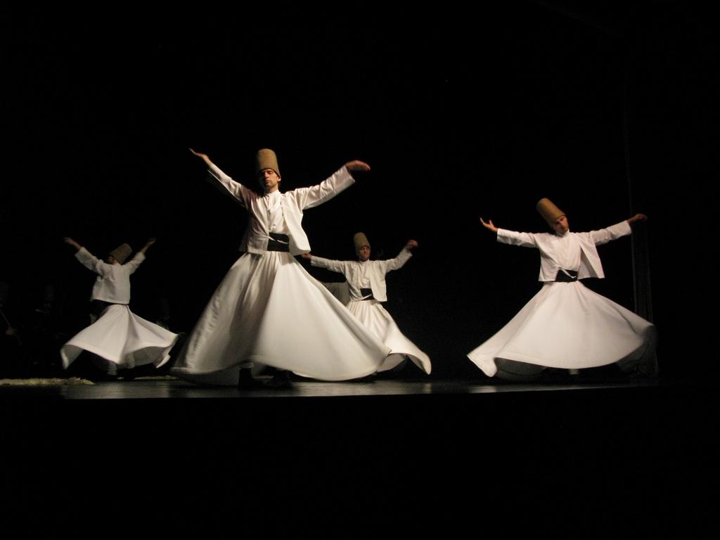 رساله کامل موزه رقص
