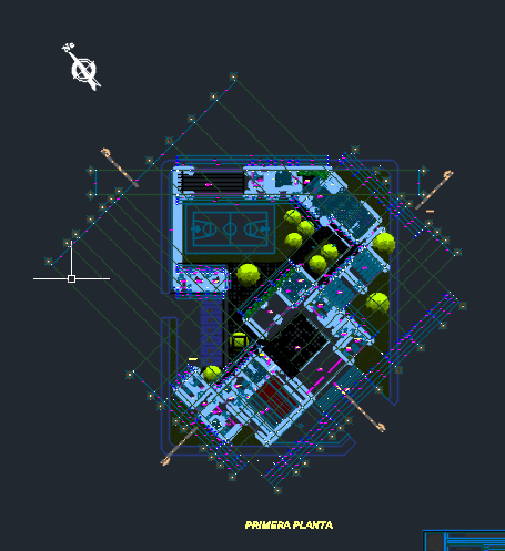 دانلود نقشه زندان