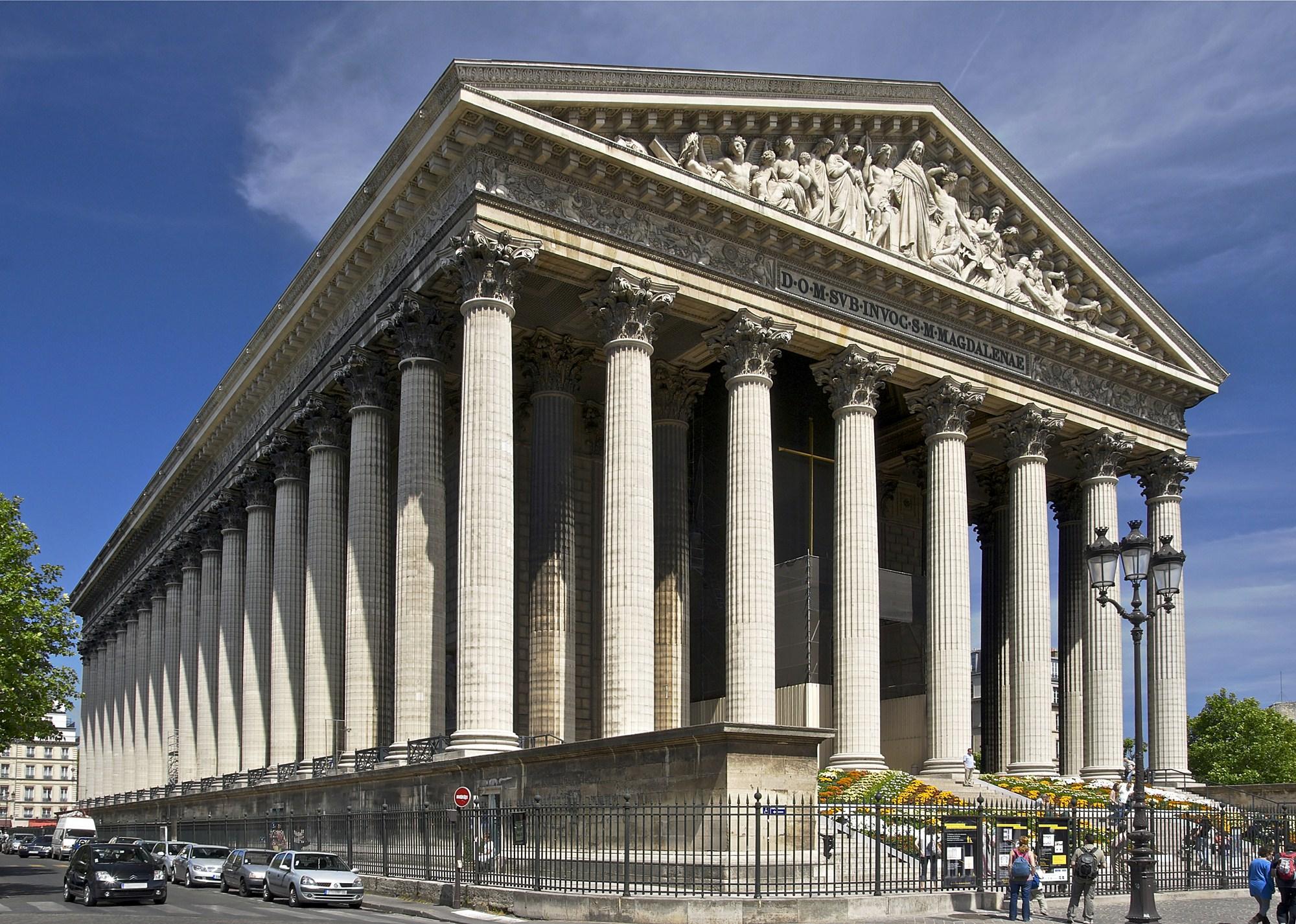 بررسی معماری دوره نئوکلاسیک Review neoclassical architecture